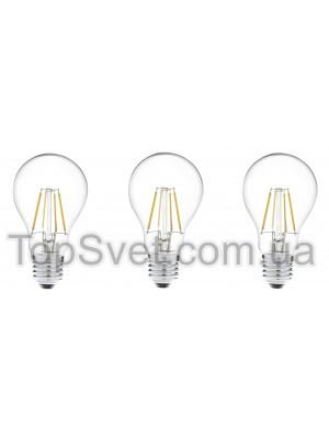 10042 LED-лампа LM-E27-LED A60 4W 2700K 3 STK EGLO