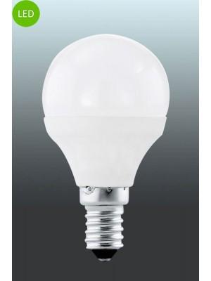 10759 LED-лампа LM-E14-LED P45 4W 4000K 1 STK EGLO
