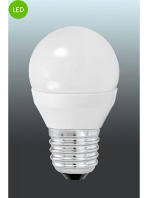 10762 LED-лампа LM-E27-LED G45 4W 3000K 1 STK EGLO
