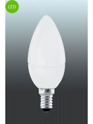 10766 LED-лампа LM-E14-LED KERZE 4W 4000K 1 STK EGLO