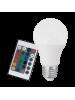 10899 LED-лампа LM-E27-A60 RGBW 7,5W EGLO