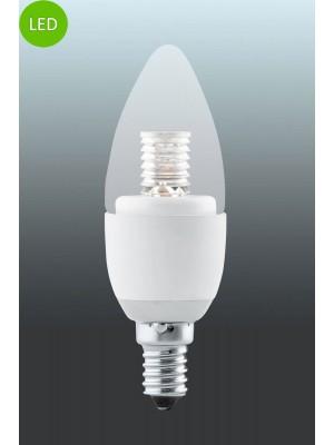 11196 LED-лампа LM-E14-LED KERZE 4,5W 3000K 1 STK EGLO