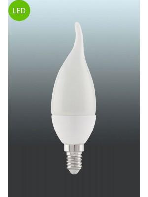 11422 LED-лампа LM-E14-LED WINDSTOSSKERZE 4W 3000K 1 STK EGLO