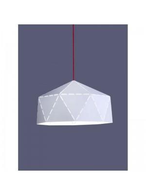 6617 Diamond White-Red Nowodvorski